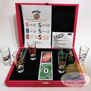 Drunk UNO Boxed Set
